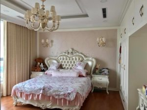 thi cong noi that chung cu tan co dien ha noi 1 300x225 - Thi công nội thất chung cư ấn tượng phong cách tân cổ điển sang trọng