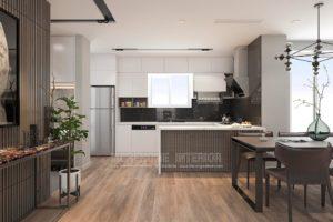 thiet ke noi that chung cu season avenue28 300x200 - Thiết kế nội thất chung cư hiện đại, trẻ trung tại Seasons Avenue