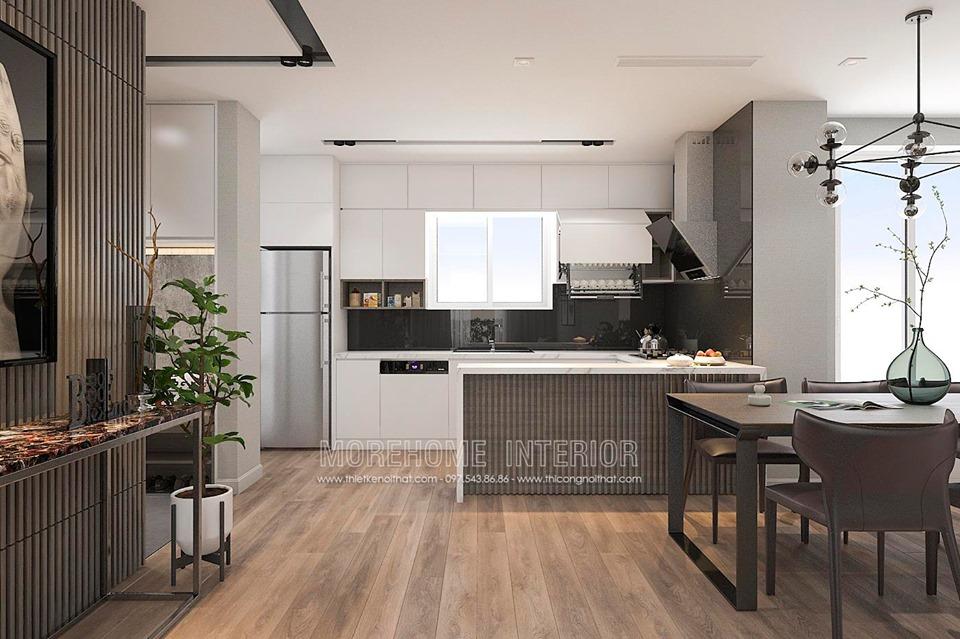 thiet ke noi that chung cu season avenue28 - Thiết kế nội thất chung cư