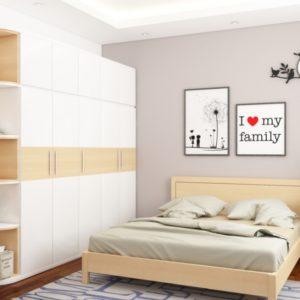 thiet ke noi that phong ngu 15m2 hien daidoc dao gia re 1623 300x300 - Giường phòng ngủ đẹp gỗ tự nhiên