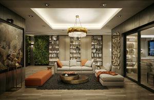 thi cong biet thu nha pho 300x196 - Thiết kế nội thất