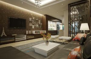 thi cong noi that nha lo 300x196 - Thiết kế nội thất