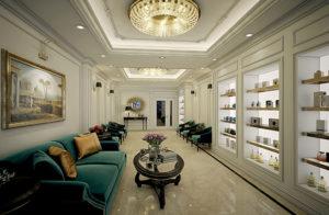 thi cong spa salon 300x196 - Thiết kế nội thất